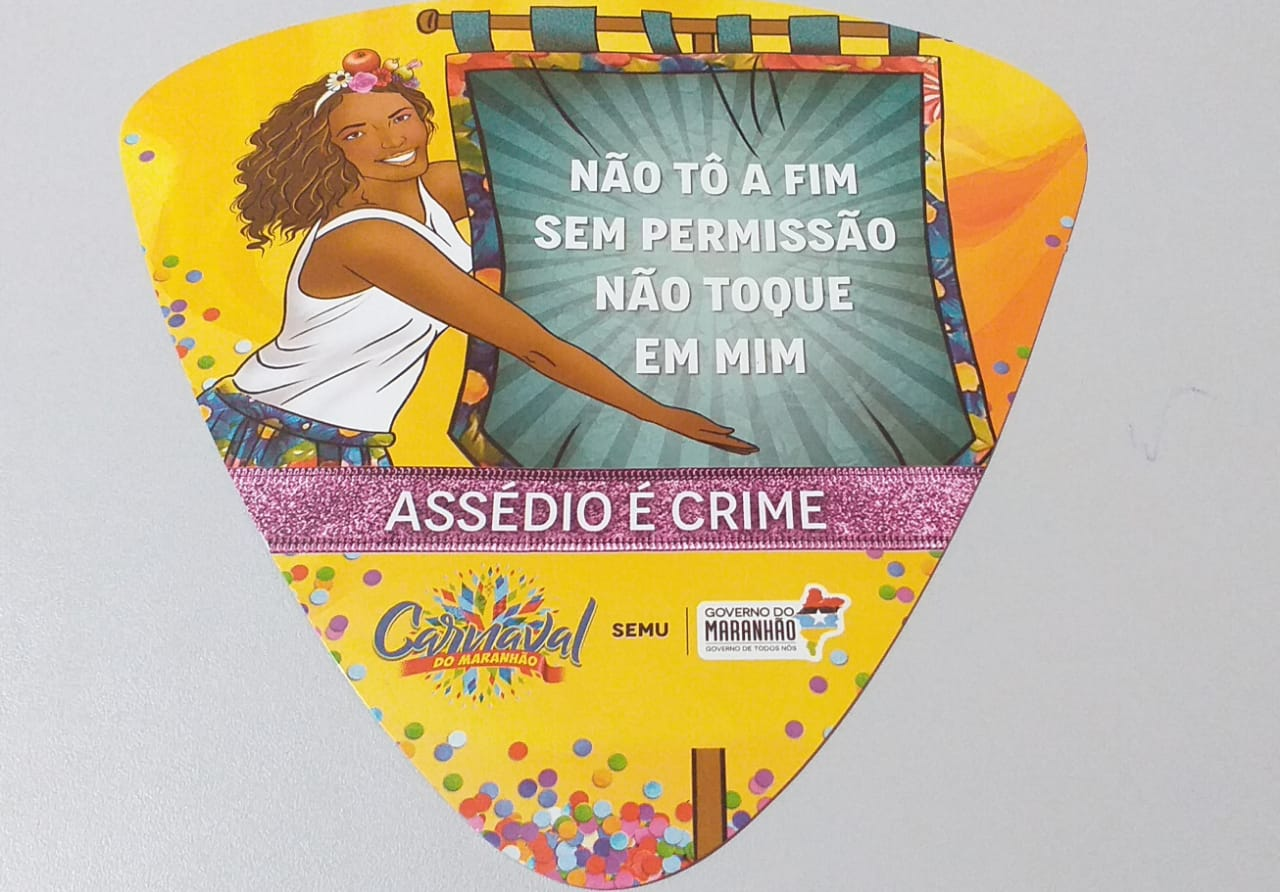 Departamento da Mulher de João Lisboa alerta: violência contra a mulher é crime!