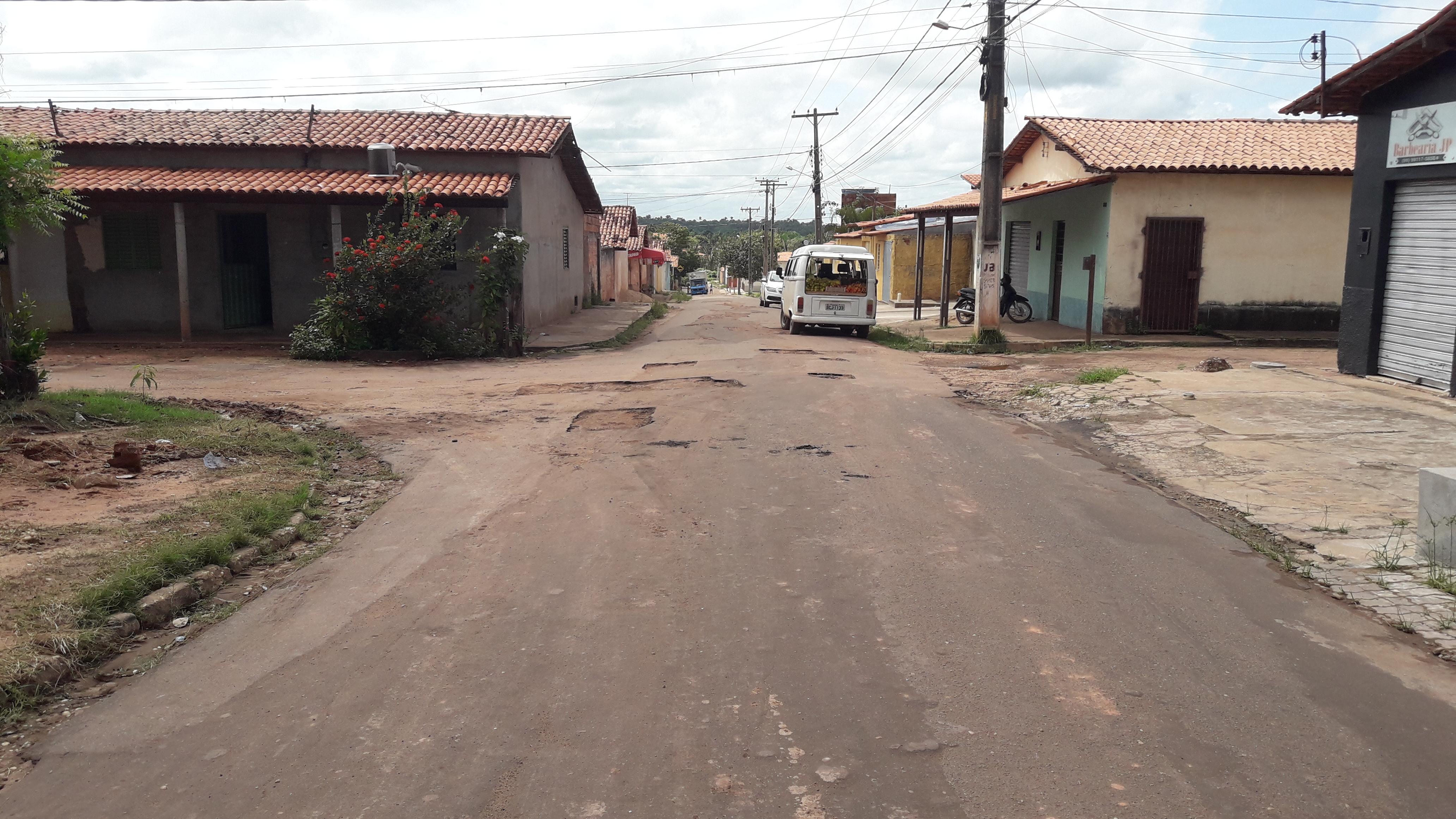 SINFRA – Recuperação de ruas e Operação Tapa-buracos serão retomados após o Carnaval