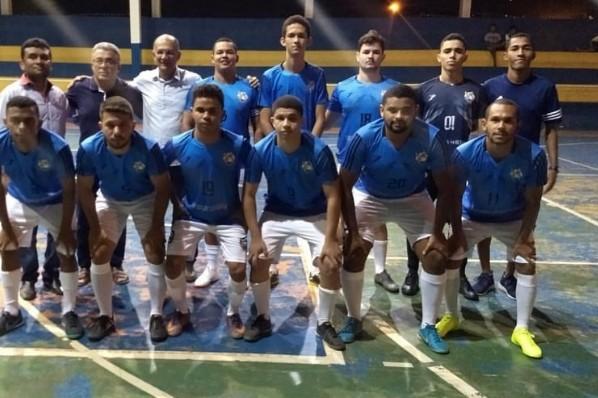 Dois jogos abrirão a primeira rodada da Copa Dorivam de Futsal.