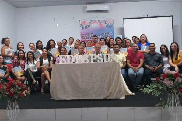 Secretaria de Saúde promove curso de aperfeiçoamento em Educação Popular