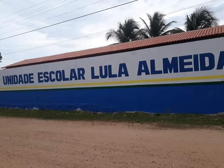 Prefeitura entrega escola no povoado Centro do Zezinho, em João Lisboa